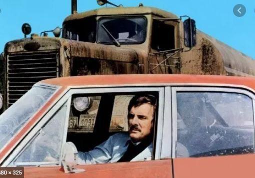 映画 激突 (原題: Duel)は元祖煽り運転でしょうか? スティーヴン・スピルバーグ監督 1973年