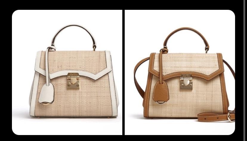 このかこバッグのブランドわかりますか?25ansに掲載していたようです。