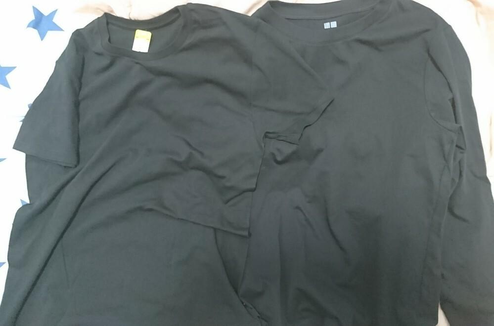 黒の服に合うコーデありますか? ジーパンとか たまに黒のジャージを履きますが全身黒は目立ちますか?