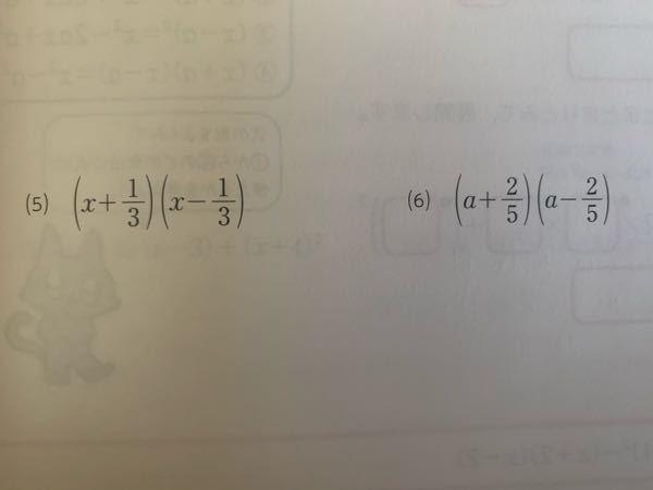 (5).(6)のやり方を教えて欲しいです