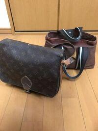 このエルメスとルイヴィトンのバッグの商品名を教えて下さい!
