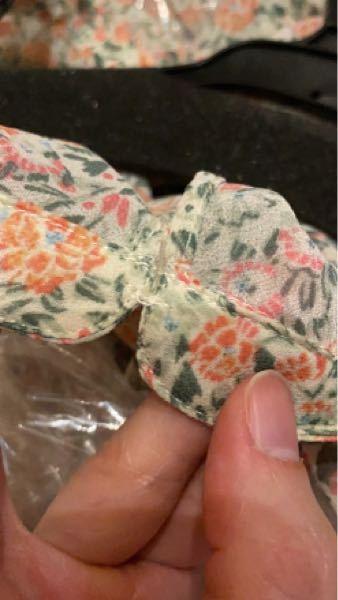 ココディールで返品交換したら、この糸がビヨンビヨンのが届いた。 もう諦めるしかないのでしょうか。