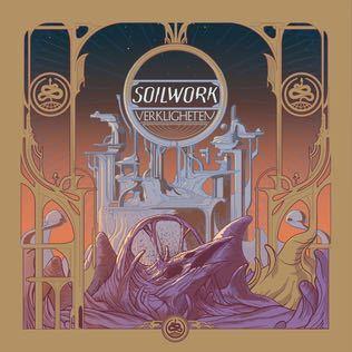Soilworkのアルバム『Verkligheten(邦題:)現実/ヴァルケヒエッテン』を買おうか迷ってるんですけど、メタルコアに近めな作品でしょうか?