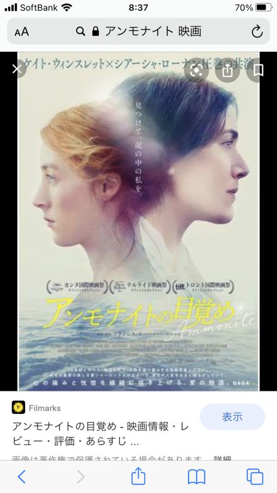 海外で女性の同性愛を描いた映画を撮っている映画監督に日本の百合アニメを見せたならば、 どの様に評価すると思われますか(画像は「アンモナイトの目覚め」です)?