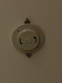 家の天井にあるのですが、これ何かわかりますか・・?