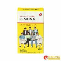 BTSのレモナの箱の中身にも BTSの写真はありますか?