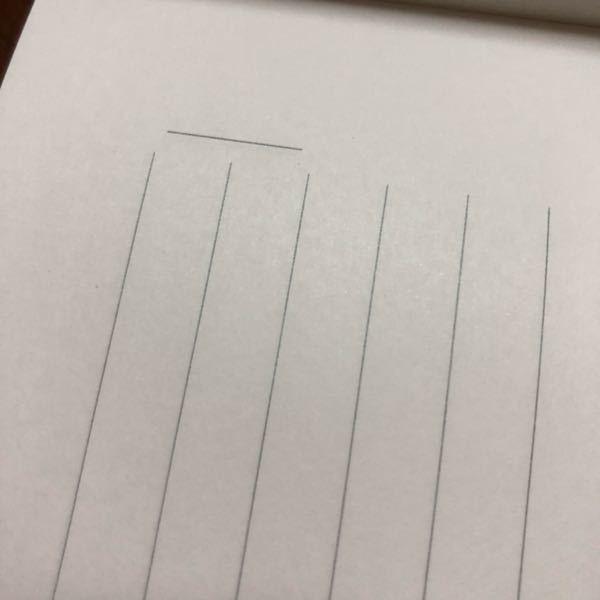 退職願、退職届の用紙サイズは必ずしもA4やB5でなければなりませんか? 手元にある便箋がB5より若干小さい177×250です。 また、便箋の上部に何を書くためなのか分からない横線があります。(画像つけておきます) 会社に提出するものとして相応しく無いでしょうか。 どなたか教えていただけると助かります。