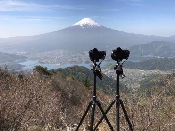 これはどこからの富士山ですか