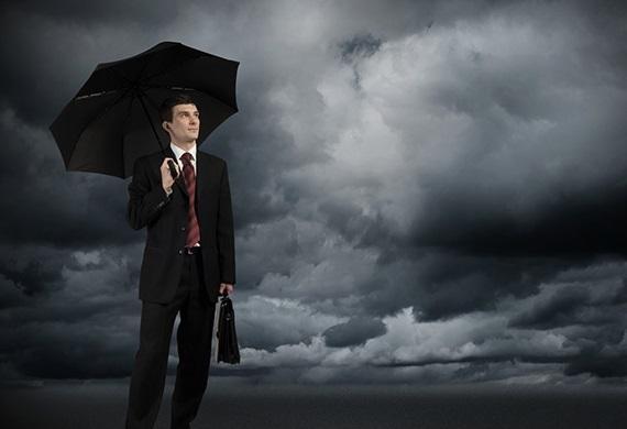 雨の日は憂うつになりますか??