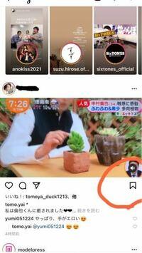 Instagramの右下の保存するボタン?って、インスタ内に動画や画像を保存するだけですよね? 動画自体をスマホにダウンロードする機能ではないですよね?
