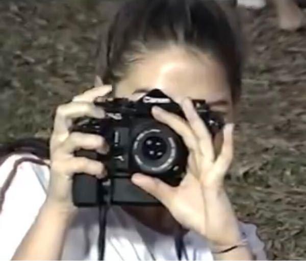 画質めちゃくちゃ悪いんですけどこのカメラの品番わかる方教えてください。かろうじてCanonの文字は見える