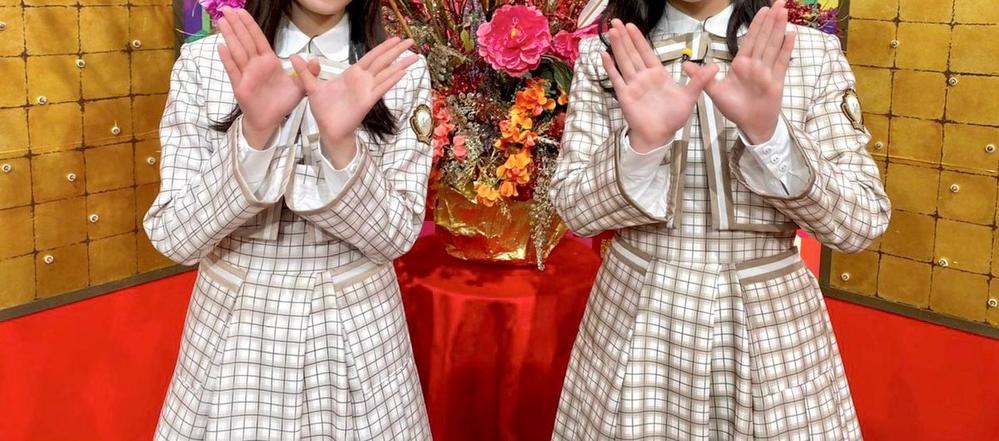 坂道制服クイズPart211 画像の制服を着てる 現役坂道メンバーは 左右それぞれ、誰と誰でしょう?