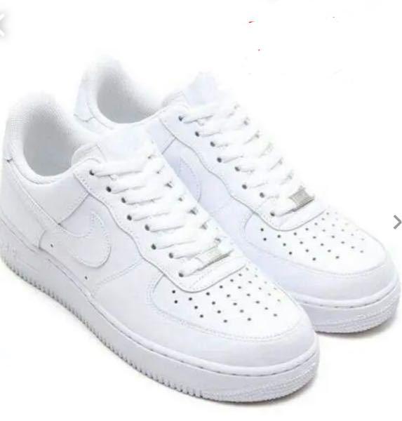 NIKEのエアフォースワンを女子高生が登校靴で履いていたら変ですか?どう思いますか?