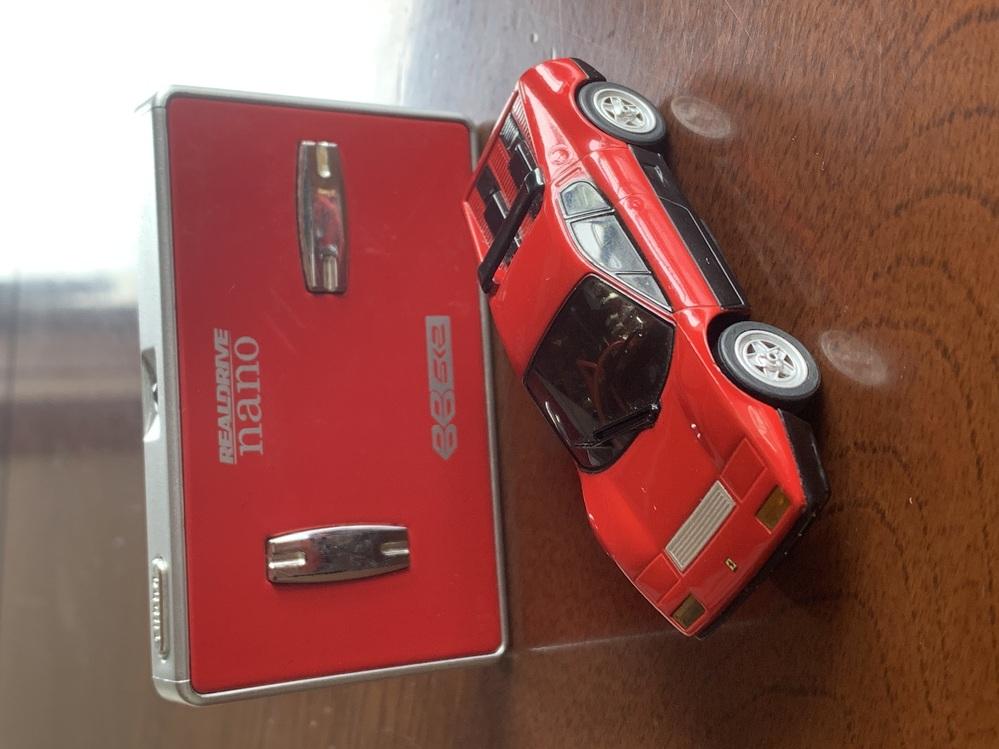 こちらの商品はレアなのでしょうか? 1/58 REALDRIVE nano 1/58スケールシリーズ I/R フェラーリ 512BB ↑商品名です。