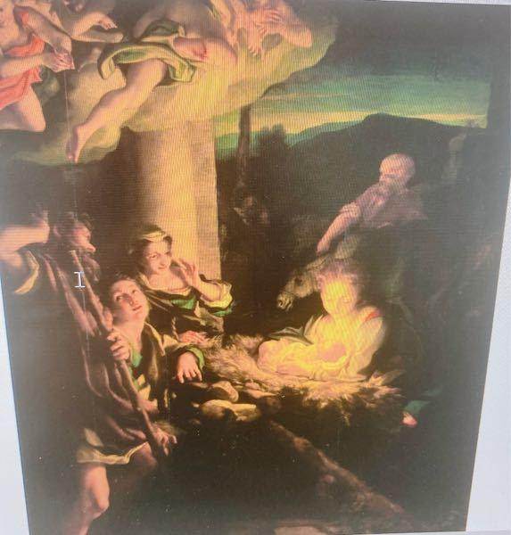 この絵画の名前知っている人がいたら教えてください! お願い致します!