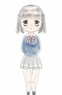 小学生です デジタルで絵を描いたのですがこれから努力すれば上手くなると思いますか? 今はバランスのとり方が分かりません。