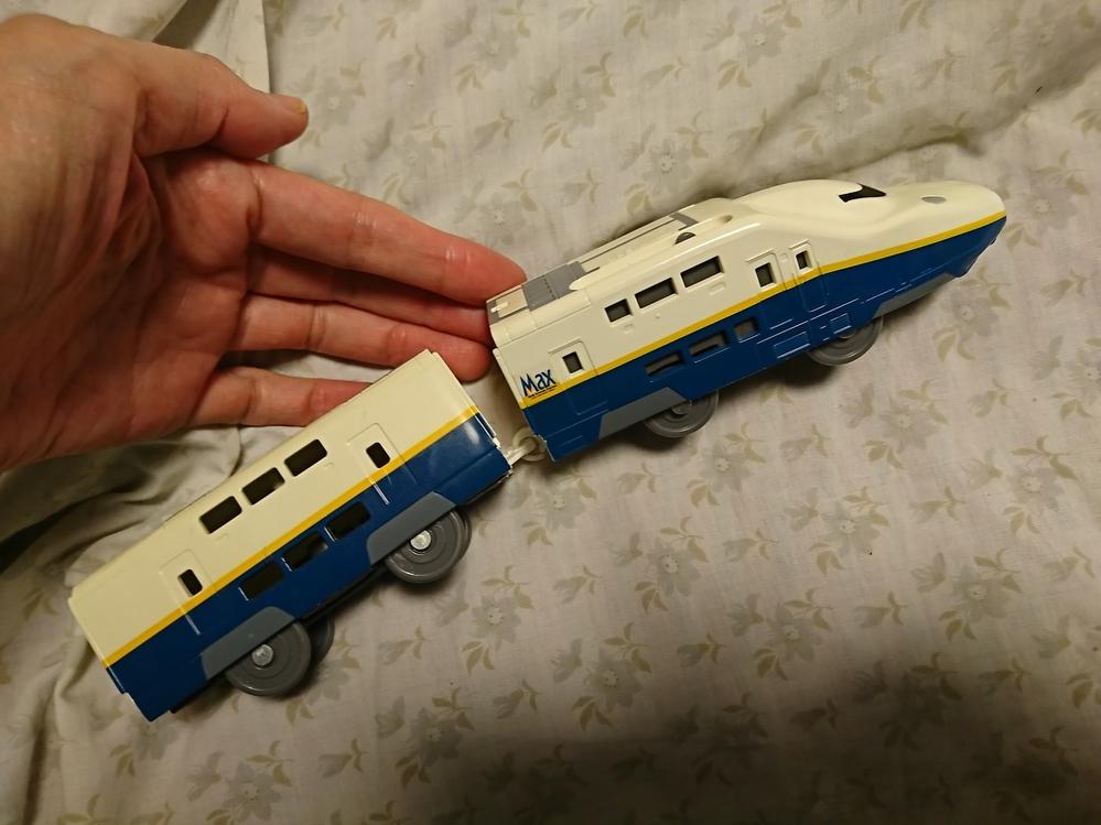 このプラレールは、どの種類ですか? どの新幹線ですか?