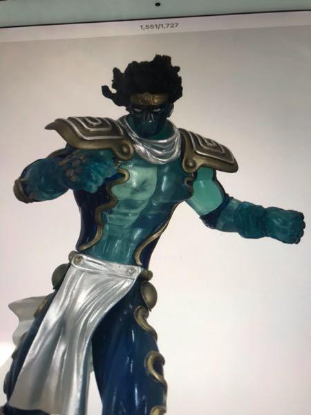 このキャラクター教えて下さい。