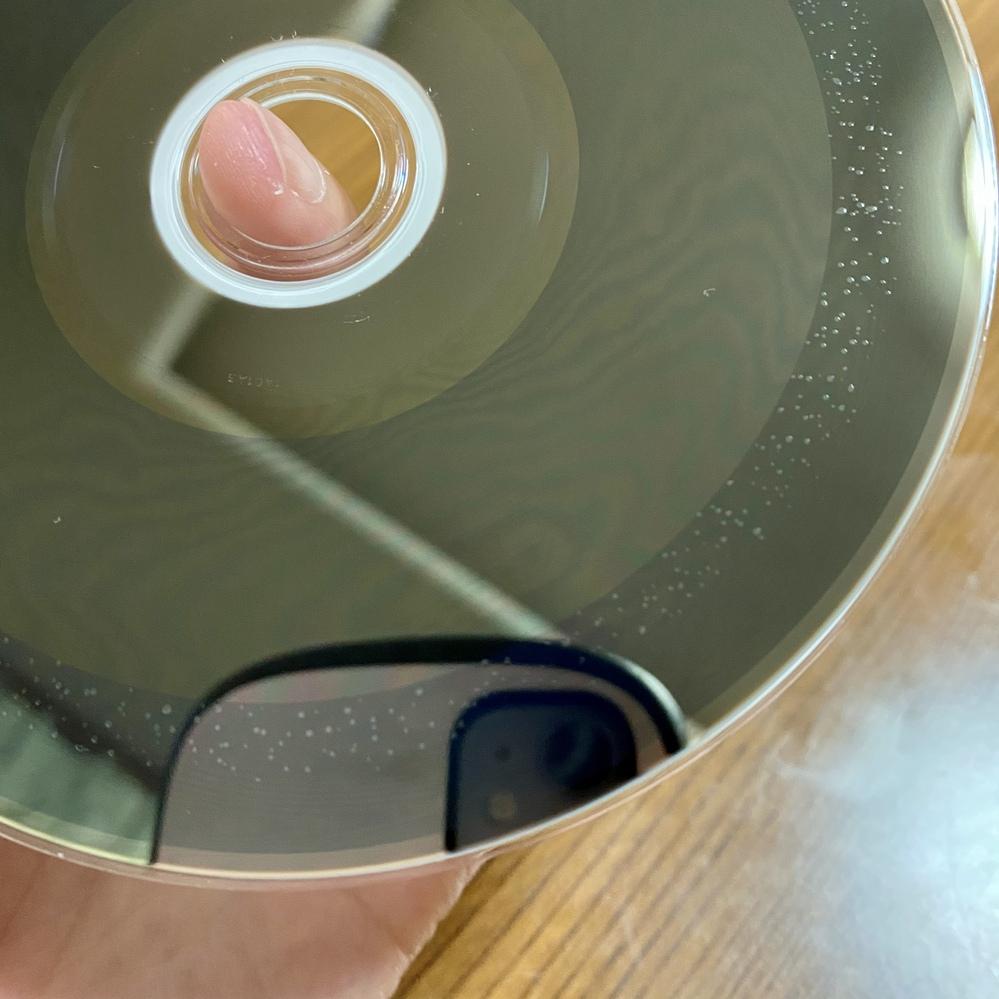 SONYのBlu-rayレコーダー(BDZ-FW1000)で録画してあった番組をSONYから発売されている50GBのBD-Rディスクにダビングし、 正常にダビングが済んだのでディスクを取りだそう...