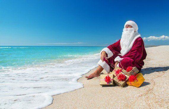 南半球のクリスマスは楽しいですか??