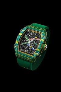 リシャールミルの時計って今定価で手に入れるのは難しいんですか? rm67-02を狙っていますが定価ってほぼムリなんでしょうか?