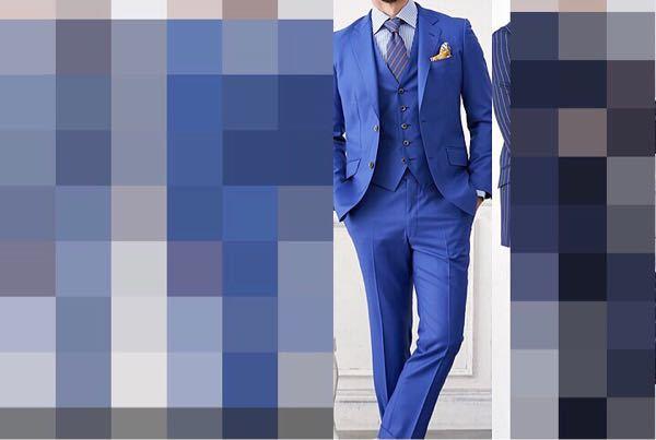 26歳社会人男です。 スーツを購入したいと思っているのですが画像のような色のスーツはなんという色のスーツになるのでしょうか。 色がそんな感じの色でできればストライプとかは入っていない方が嬉しいです。