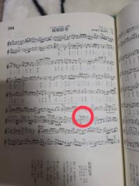 複声部の音符がズレていますが、コレは意図的にですか?それともミスですかね?