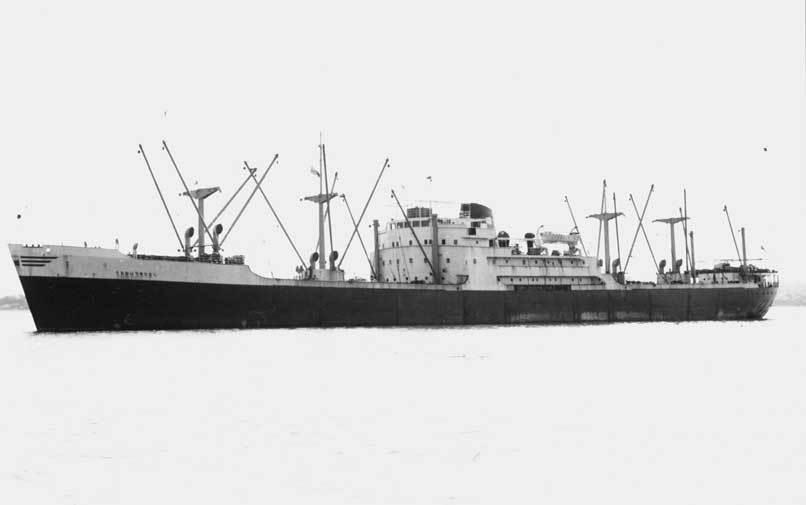 なぜこの船(Troutpool)は1959年に世界一周航路に投入されたの❓