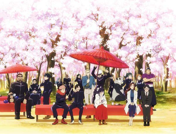 呪術廻戦展の写真を見たのですが、公式は五条と歌姫を推しているのですか? ネットの反応を見るに大...