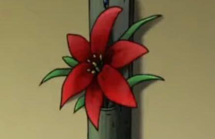クレヨンしんちゃん見てたらふと気になったんですけど この花の名前ってなんですか?