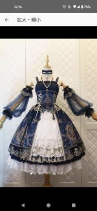 このドレスをディズニーに着ていくのは流石にダメですか?