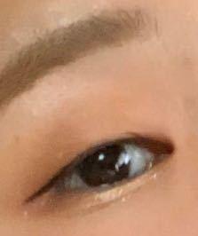 まぶた重めの一重です 元々目の横幅が狭く、奥目でまぶたにお肉が乗ってて、毎日毎日アイプチをしても全くと言っていいほどくせが着きません。 この目はどれだけやっても二重になりませんか? もしこの目で...