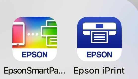 プリンターを買い替えたのですが (EPSON⇢EPSON) 以前のプリンターのときに 写真の右のアプリを使って印刷などしていました。 今回新しいプリンターの設定をするにあたり 左のアプリを取り設定などをしました。 見てみると印刷などの項目もあるようで・・・ 左のがあれば右のは使うことはありませんか?