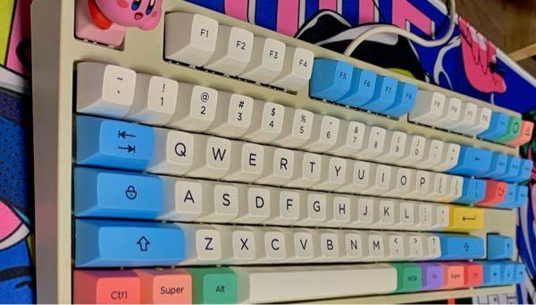 このキーボードがどこで買えるのか知りたいです。