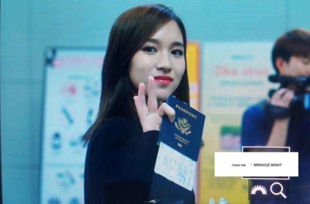 この写真のミナさんは何歳くらいの時ですか? アメリカのパスポート? 二重国籍?
