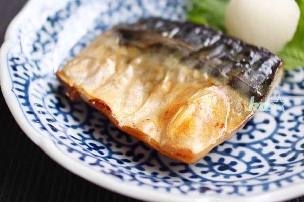 最近食べた魚は何ですか? わたしは鯖麹焼きです