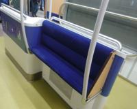 車椅子優先スペースのこのシート、どうでしょうか?