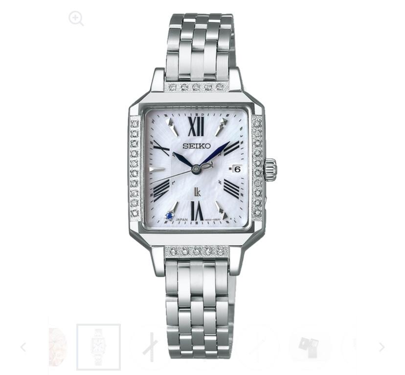 そろそろいい時計が欲しいと思い、迷っています。 予算は20万円ほど。 年齢は26歳です。 せっかくなので長い期間大切に使いたいと思ってます。 セイコールキアの25周年モデルのデザインがいいなぁと思ったのですが、セイコーで30万近くは高いでしょうか? それなら、もう少し上のブランドを買った方がいいでしょうか? このデザインは40歳くらいまでつけられますか(´・_・`)? ダイヤが入ってこんな感じのおすすめの時計があれば教えて欲しいです! よろしくお願いします!