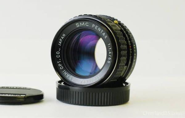 PENTAX SMC 50mm F1.4に装着出来るレンズフィルターを教えてください。レンズの保護目的です。