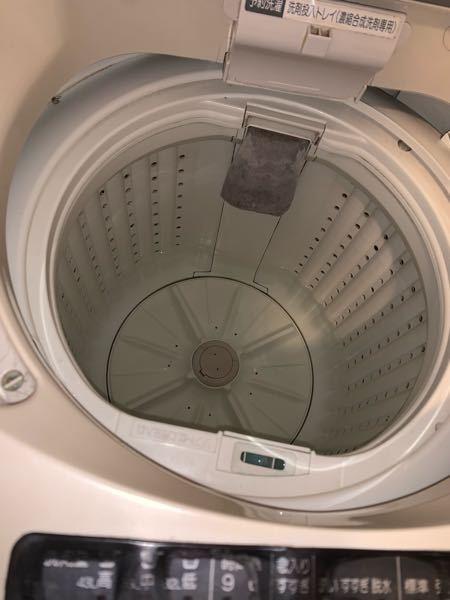 一人暮らしで洗濯機に水が溜まって流れません。どうすればいいですか。