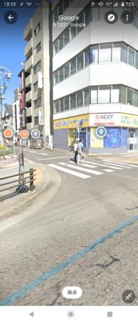 ここって一方通行ですか? 注意されましたが、グーグルマップで見ると、進入禁止の標識がありませんてしたので、わかりにくいです。普通完全な一方通行の場合進入禁止の標識があるはずですよね? これでは見落とす可能性大ですよね? 〒450-0002 愛知県名古屋市中村区名駅4丁目13−10