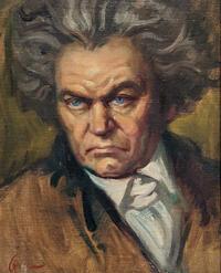 ベートーベンで、好きなものは何どすか 私は大公というピアノトリオどす