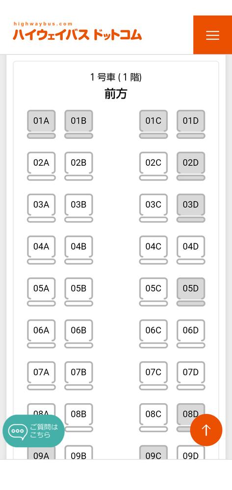 最前列の1Dを数日前に予約したんですが、隣の1Cが予約されてます。他に席が空いてるのに。これは自動割当された席なのでしょうか? それとも私が席移動すると見込んでわざと予約しているのでしょうか?私が予約した時には1Bも予約されてたので、1Bと1Cが連れということはないと思います。