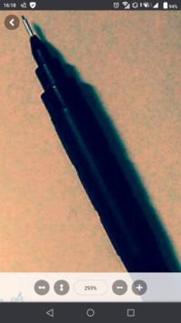 このシャーペン、なんだかわかりますか?? 好きな漫画家さんが使ってます。