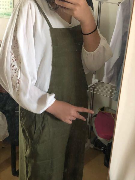 この服装おかしいですか?? いま、母がいなくて、誰にも聞けないんです