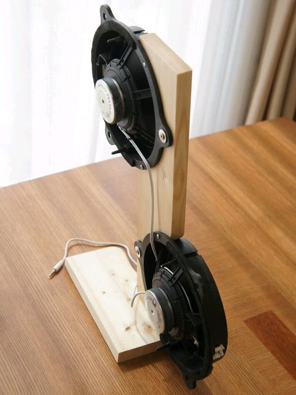 カースピーカーがあまっているので同じのを作りたいのですが どんなケーブルが必要か分かりますか?