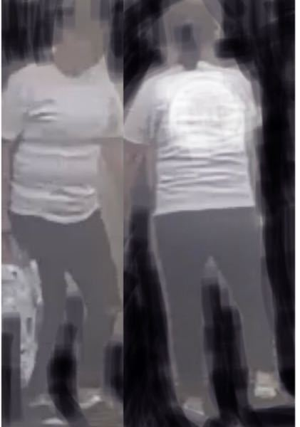 ここ数ヶ月、我が家に大量のゴミを不法投棄されます。犯人の映像が撮れたのですが、全く知らない人でした。 身長は165cm程度。体型は太め?70kgくらい、30,40代の女だと思うのですが、どう思いますか?