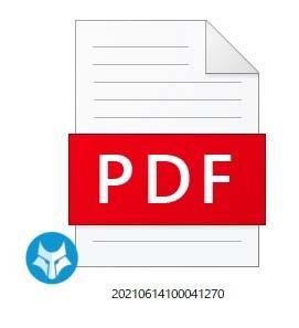 メールに添付されたPDFのアイコンに、ブルーのキツネのようなマークがついていて印刷できません。 印刷できないというのは、印刷指示画面は表示されるのですが、使用しているプリンターが選択肢に表示されないということです。 自作のPDFはアイコンにマークはなく印刷もできます。 ブルーのマークはどういう意味なのか、印刷するにはどうすればいいのでしょうか。