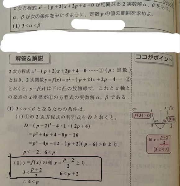軸ってどのように出すのですか? x=-2じゃないのですか?