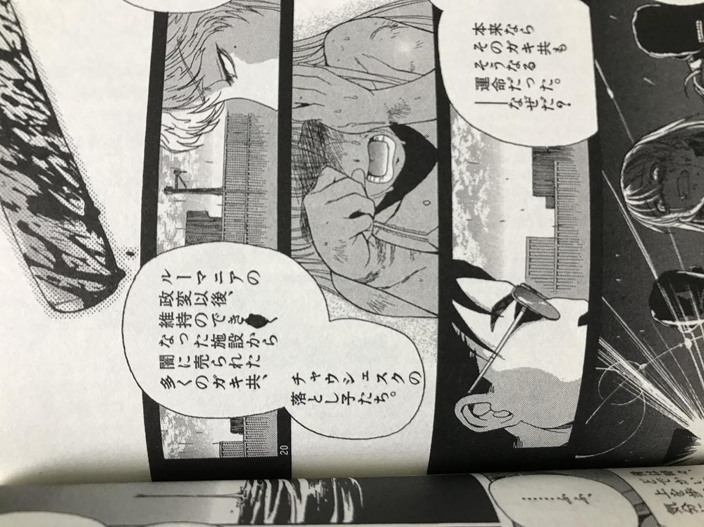 ブラックラグーンの漫画の2巻なんですが、終盤のページあたりにこのようなインク汚れと思わしきものがありました。これは印刷ミスですか? その場合交換はできるのでしょうか? どなたか、教えてくださると嬉しいです。 因みに、この本はアニメイトで購入しました。